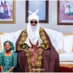 sanusi and daughter