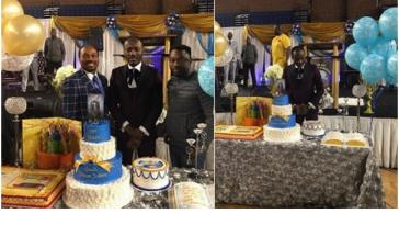 Apostle Suleman's Birthday party