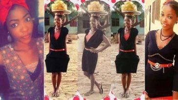 hawk, female student, mum, Benue State University