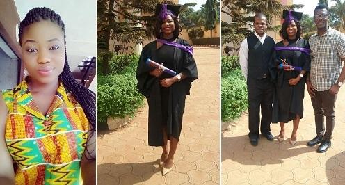 first class graduate, Tessy