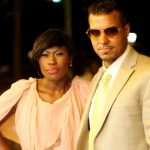 Uche-Jombo and husband