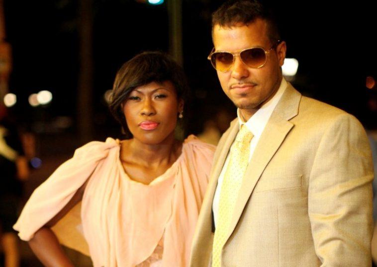 Uche-Jombo and husband