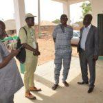 corp member renovates dilapidated health centre in Kwara
