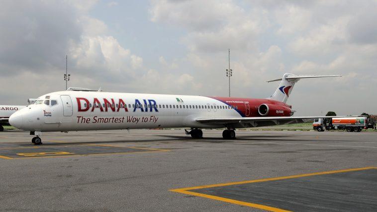 dana aircraft