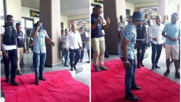 Kemen Welcomed In Uyo