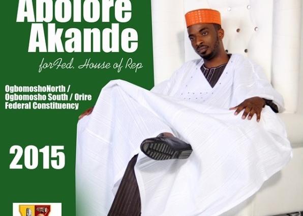 Nigerian Celebrities Boldly Ventured Into Politics