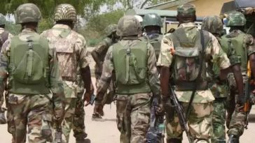 Nigerian Soldiers With Extraordinary Powers