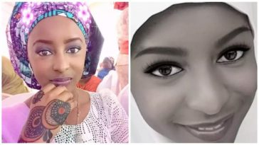 Nigerian lady says women who wear hijab