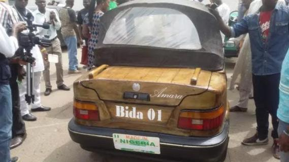 Made in Nigeria car