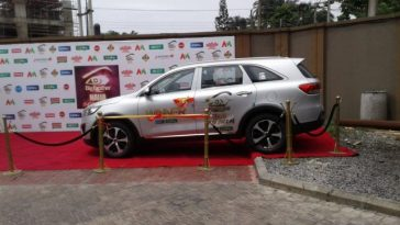 Efe receives his brand new SUV win