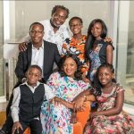 Kelechi Amadi-Obi with his lovely family