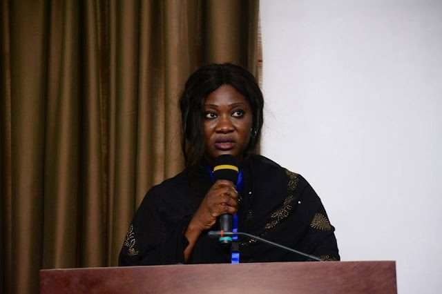 Mercy Johnson hosts first Stakeholders Summit