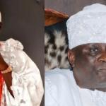 Ooni of Ife n Oba of Lagos