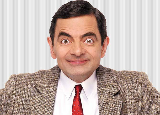 Mr Bean's Wife