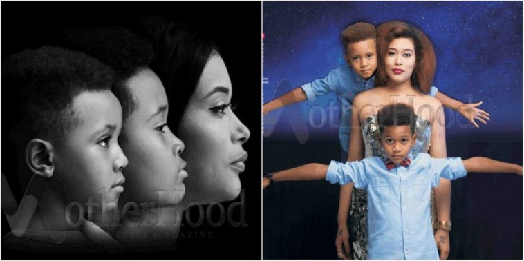 adunni ade motherhood