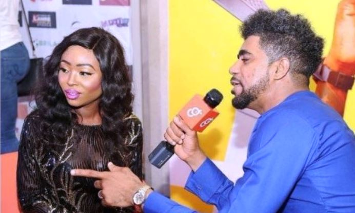 bbnaija housemates at ay live show