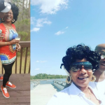 Nollywood Actress, Clarion Chukwurah Marks First Anniversary In Her Third Marriage! (Photos)