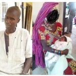 Photo of the man who impregnated his daughter