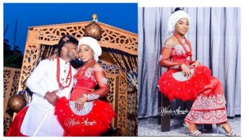 Leelee shares official photos from her Traditional wedding