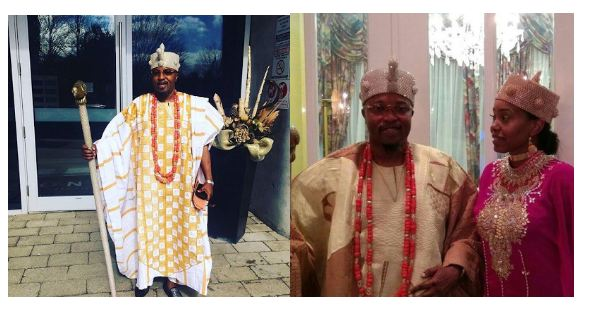 Oluwo of Iwo Kingdom