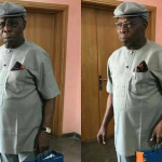 Ex-President Olusegun Obasanjo Looking Super Dapper, Doper In New Photos