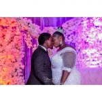 Plus Size Lady Looks Amazing At Her Wedding