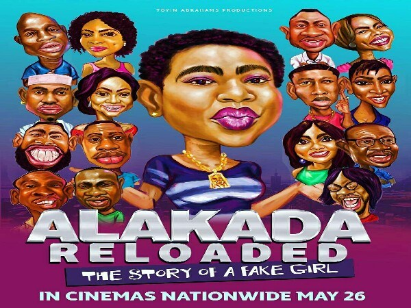 Image result for  Toyin Abraham's Alakada Reloaded