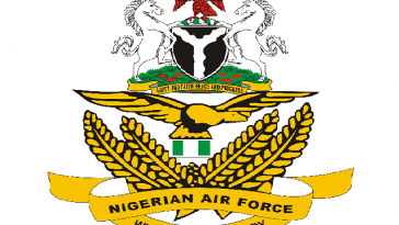 Nigeria Air Force LOGO