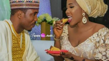 adebayo son wedding