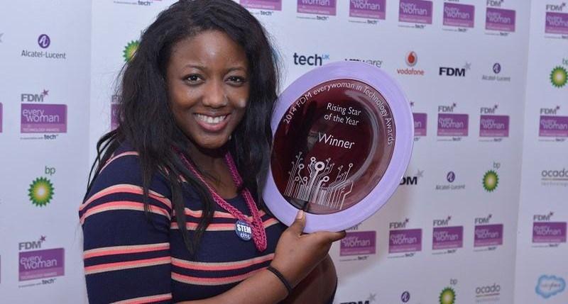 Miss Anne-Marie Osawemwemze Imafidon