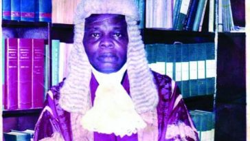 Justice Onalaja