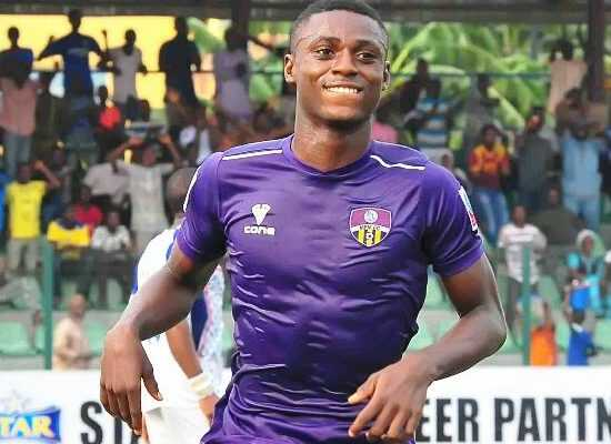 MFM FC Striker, Stephen Odey Was Tricked To Denmark And Sent Back Home Hours Later