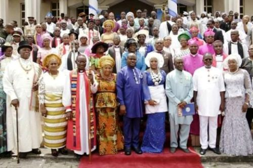 ivers State 50th Year Thanksgiving Service