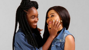 7 Times Mercy Aigbe And Daughter Showed Off Exquisite Fashion Style