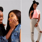 Mercy Aigbe Gentry's 15yr Old Model Daughter, Michelle Is The Hottest Underage Model In Town