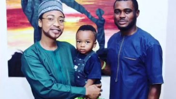 tonto dikeh dresses like a man, Tonto Dikeh on Father's Day