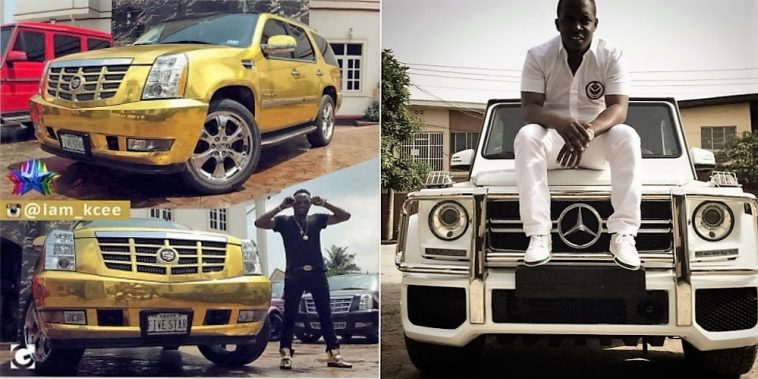 KCEE AND E-MONEY PRESENT BRAND NEW CAR TO STREET …
