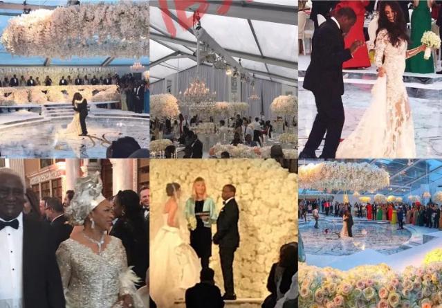 The 2nd Wedding Of Nigeria's Richest Woman, Folorunso