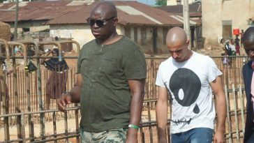Ekiti State Governor, Ayo Fayose, Rocks Military Outfit