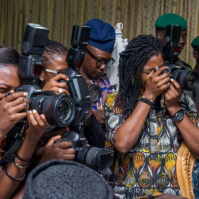 Female Photographers