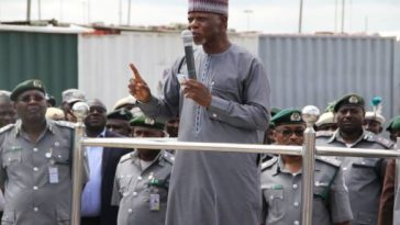 Nigerian Customs Services Break Revenue Record