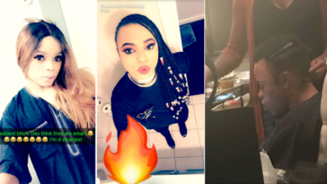Bobrisky Fires Back At American Hairstylist