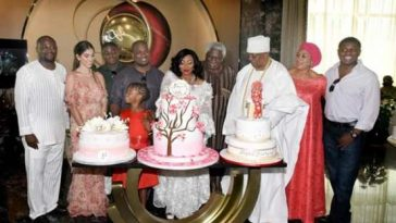 Folorunsho Alakija's 66th Birthday Thanksgiving