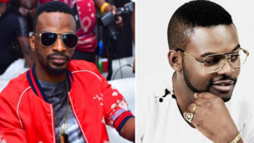 Falz and 9ice