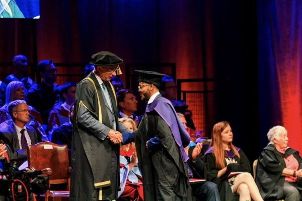 Actress Ibinabo Fiberesima's Son Graduates