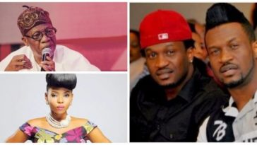 5 Top Nigerian Celebrities Talking Tough On FG's Ban