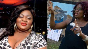Kemi Olunloyo and Eniola Badmus