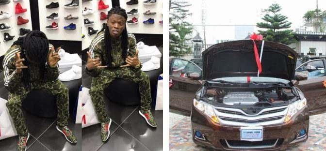 Nigerian Man Who Sold Mom's Car To Travel Abroad