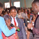 Apostle Suleman Places Elderly Woman On N50k Lifetime Salary