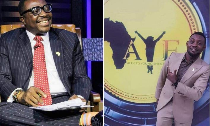 Ali Baba And AY Joins Other International Business Experts On The World's Largest Entrepreneurial Reality TV Show. (A.Y.E)